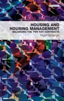 Jacket image for Housing and Housing Management