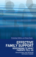 Jacket image for Effective Family Support