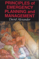 Jacket image for Principles of Emergency Planning and Management