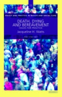 Jacket image for Death, Dying and Bereavement