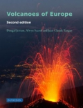 Jacket Image For: Volcanoes of Europe